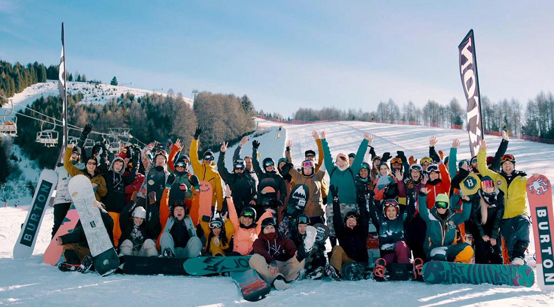 Burton Mountain Mash: Plezier en snowboarden voor iedereen